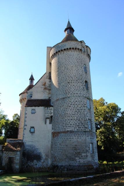 _______________________________________________ Château d'Etangsannes