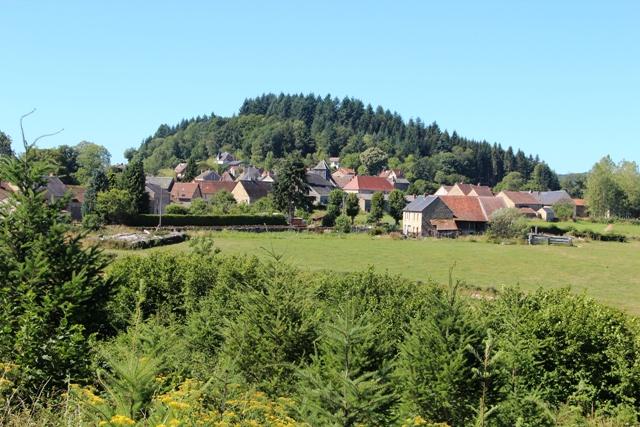Village de Mautes