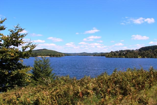 ________________ Le lac de Vassivière