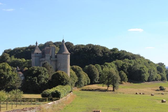 _____________________ Château de Villemonteix